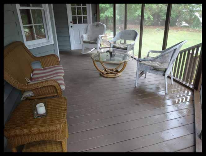 Screened Porch