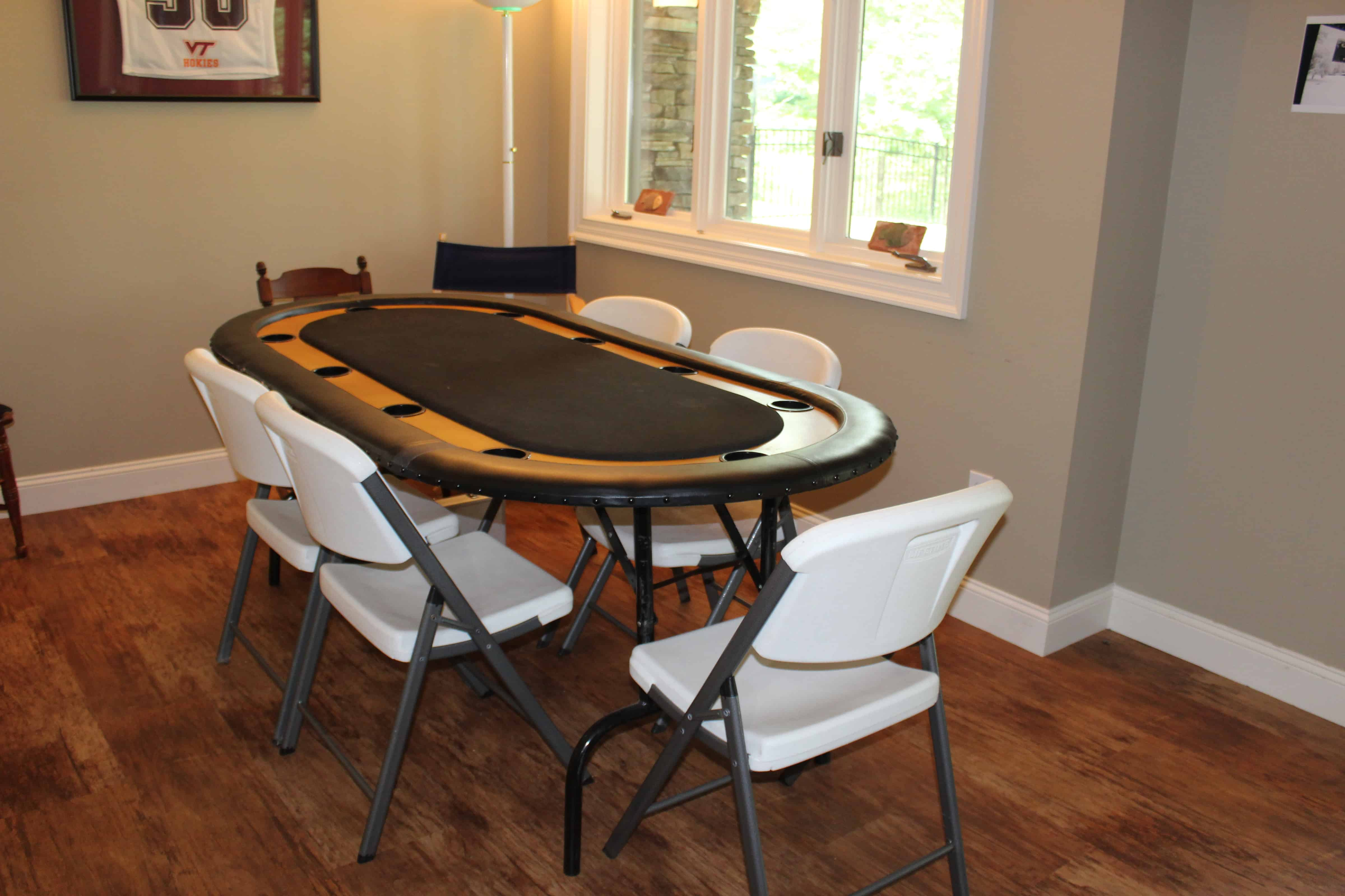 Lower Level Game Table